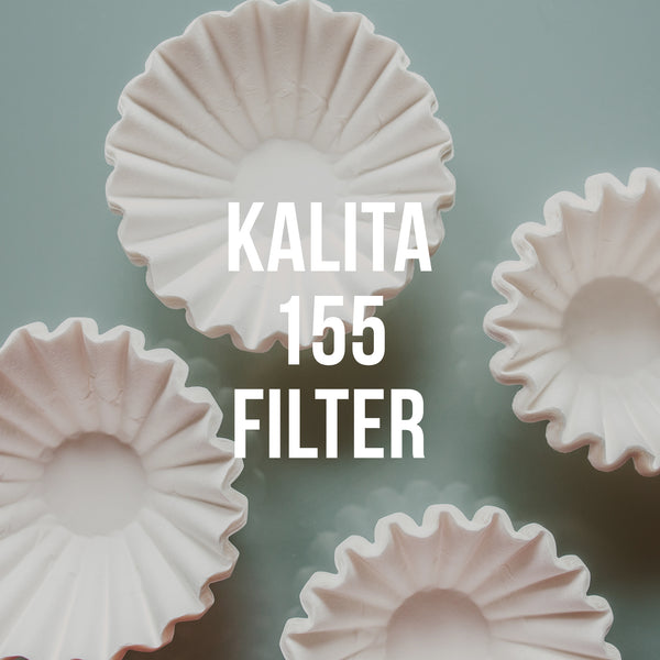 Kalita Wave 155 Paper Filter - Irving Farm Coffee Roasters