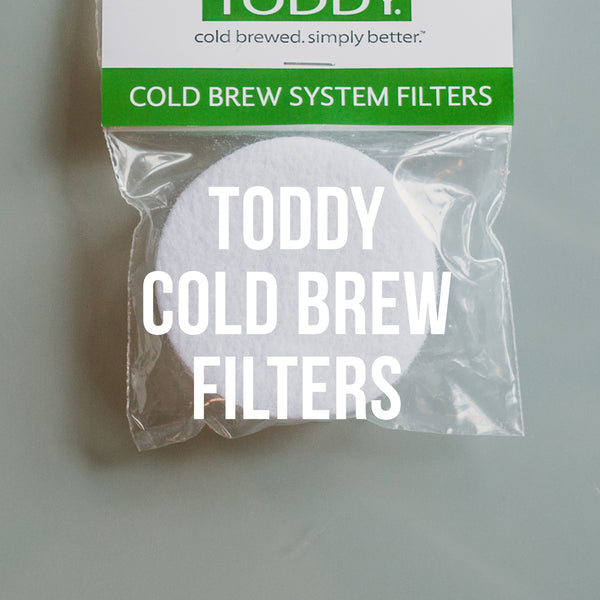 Cold Brew Toddy Filters - Irving Farm Coffee Roasters