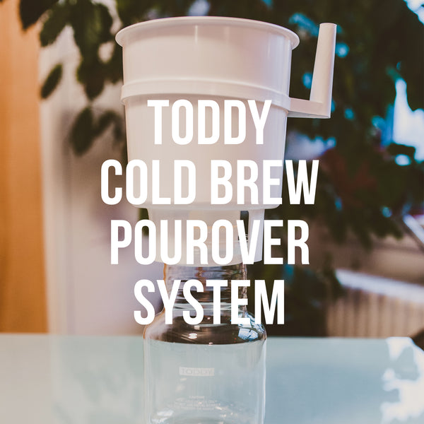 Toddy Cold Brew Pour-Over Coffee System - Irving Farm Coffee Roasters