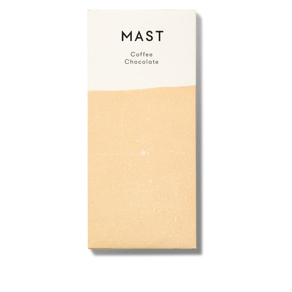 Mast x Irving Farm <br>Coffee Chocolate Bar - Irving Farm Coffee Roasters