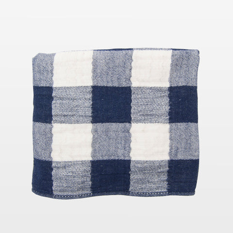 Vintage Check Hand Towel