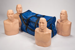 Practi-Man CPR Manikin Set of 4