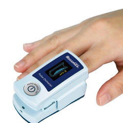 Rossmax SB200 Fingertip - Pulse Oximeter with Arteriosclerosis Recognition