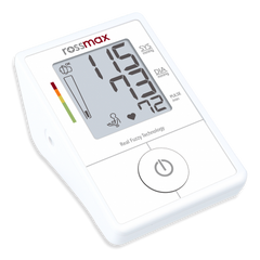 Rossmax X1 Digital Blood Pressure Meter with Irregular Heartbeat Detection