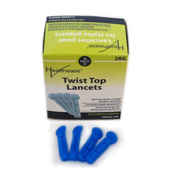 Twist Top Lancet