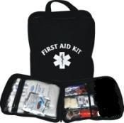 Government Regulation 3 First Aid Kit in A4 Nylon Bag