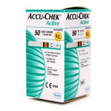 Accu-Check Active Glucometer Test Strips