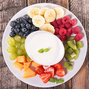 Honey Lime Fruit Dip