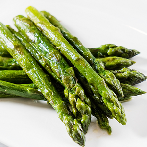 Balsamic Roasted Asparagus With Garlic And Parmesan