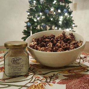 Holiday Cocoa Popcorn