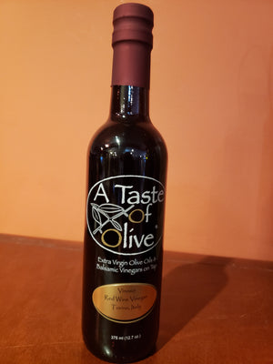 Vinoso Red Wine Vinegar - A Taste of Olive