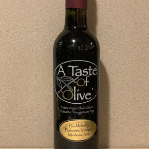 Huckleberry Balsamic Vinegar - A Taste of Olive