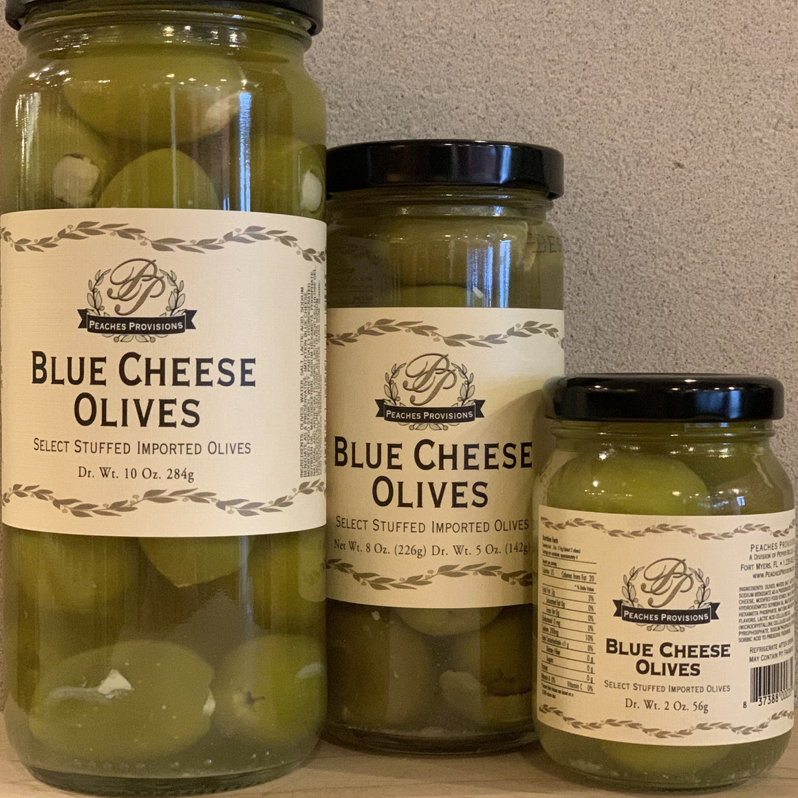 Blue Cheese Olives - A Taste of Olive