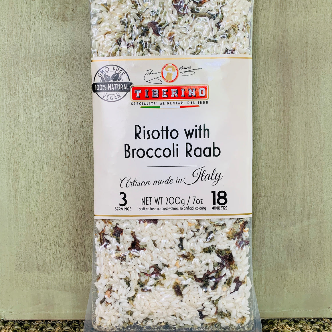 Risotto with Broccoli Raab - A Taste of Olive