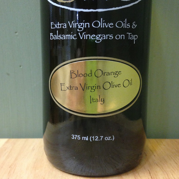 Blood Orange Extra Virgin Olive Oil | A Taste of Olive - A Taste of Olive - 2