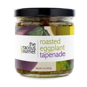 Roasted Eggplant Tapenade