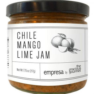 Chile Mango Lime Jam - A Taste of Olive