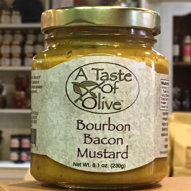 Bourbon Bacon Mustard