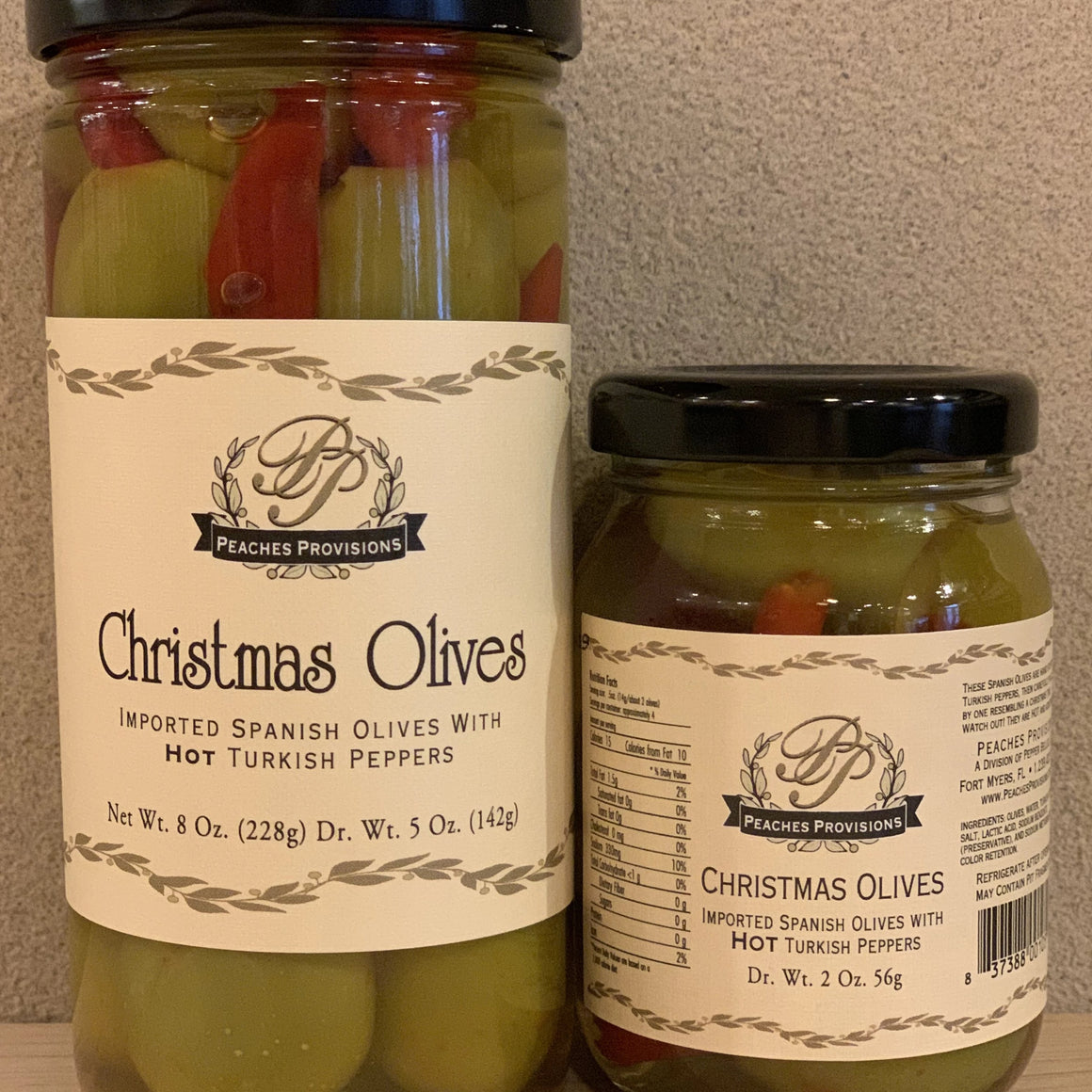 Christmas Olives
