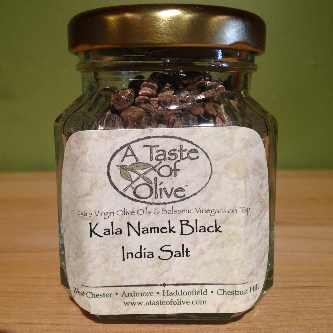 Kala Namak Black Indian Salt - A Taste of Olive