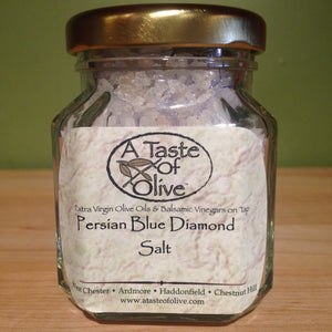 Persian Blue Diamond Sea Salt | A Taste of Olive - A Taste of Olive - 1