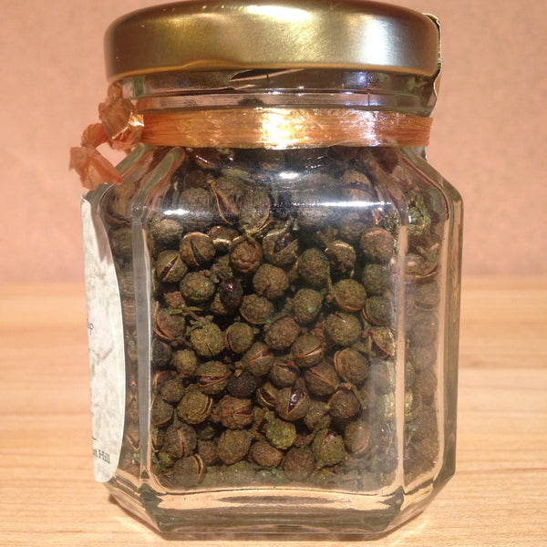 Green Szechuan Peppercorn - A Taste of Olive  - 1
