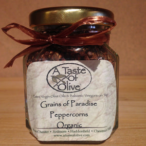Grains of Paradise Peppercorns - A Taste of Olive