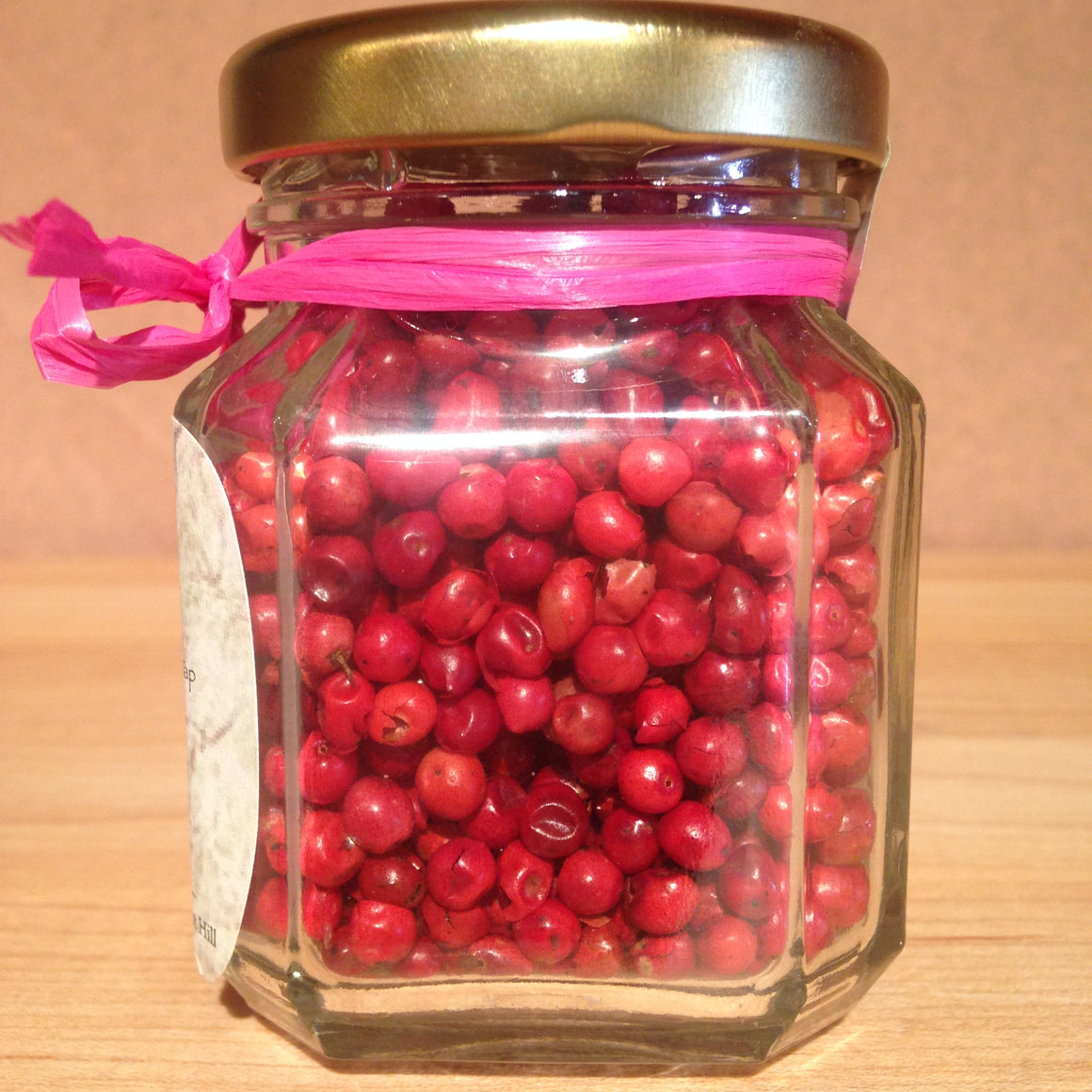 Pink Berry Peppercorns - A Taste of Olive
