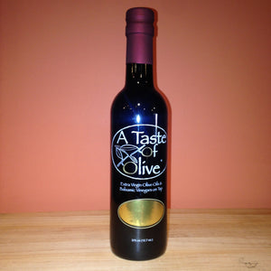 Black Currant Balsamic - A Taste of Olive  - 2