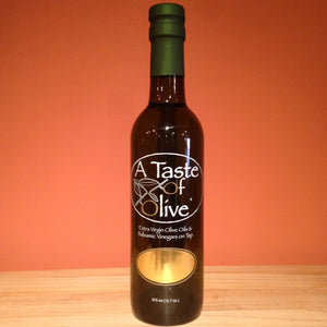 Spicy Blend Olive Oil - A Taste of Olive