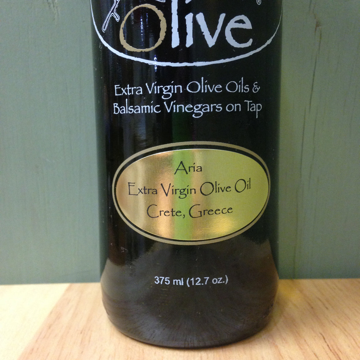 Aria Extra Virgin Olive Oil - A Taste of Olive  - 1