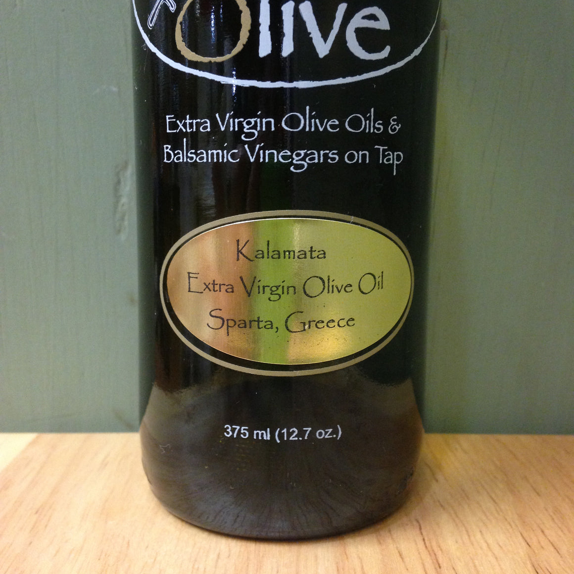Kalamata Extra Virgin Olive Oil - A Taste of Olive - 1