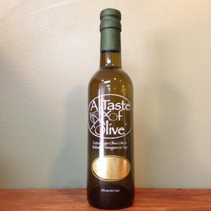 Basil Extra Virgin Olive Oil - A Taste of Olive - 3