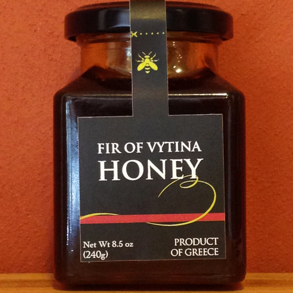 Fir of Vytina Honey - A Taste of Olive