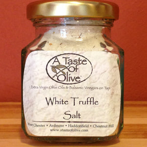 White Truffle Salt - A Taste of Olive