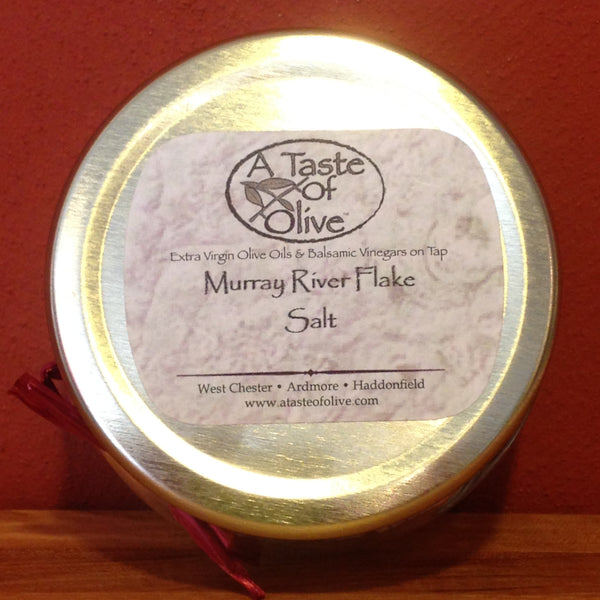 Murray River Pink Flake Salt - A Taste of Olive - 1