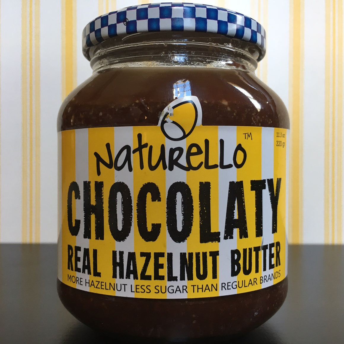 Naturello Chocolaty Real Hazelnut Butter