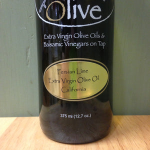 Persian Lime Extra Virgin Olive Oil | A Taste of Olive - A Taste of Olive - 2