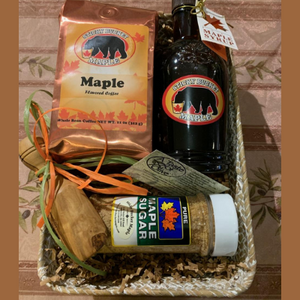 Smell the Coffee Gift Basket - A Taste of Olive