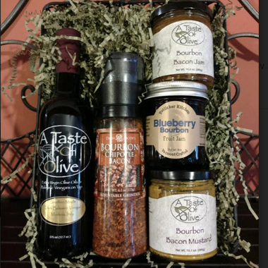 Bourbon Lovers Basket