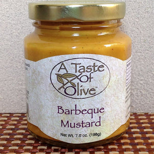 Barbeque Mustard - A Taste of Olive