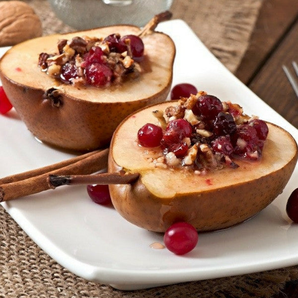 Cranberry Pear White Balsamic Vinegar - A Taste of Olive