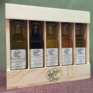 Herb Salad Gift Set - A Taste of Olive