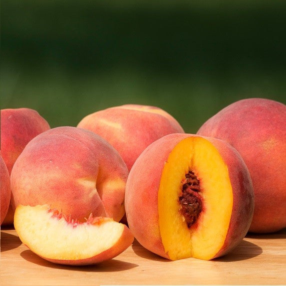 Ripe Peach White Balsamic Vinegar - A Taste of Olive - 1