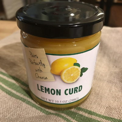 Lemon Curd - A Taste of Olive