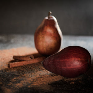 Cinnamon Pear Balsamic Vinegar - A Taste of Olive