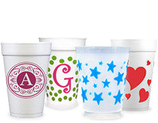Pre-Printed Cups