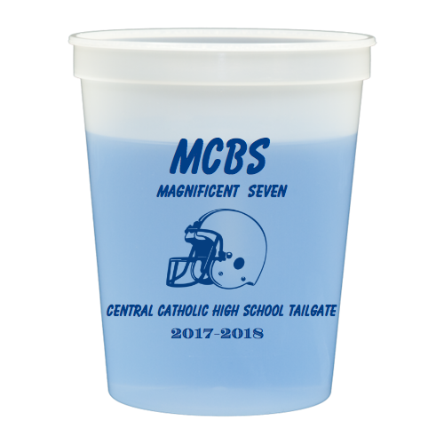 personalized custom solo and stadium party cups limelight paper