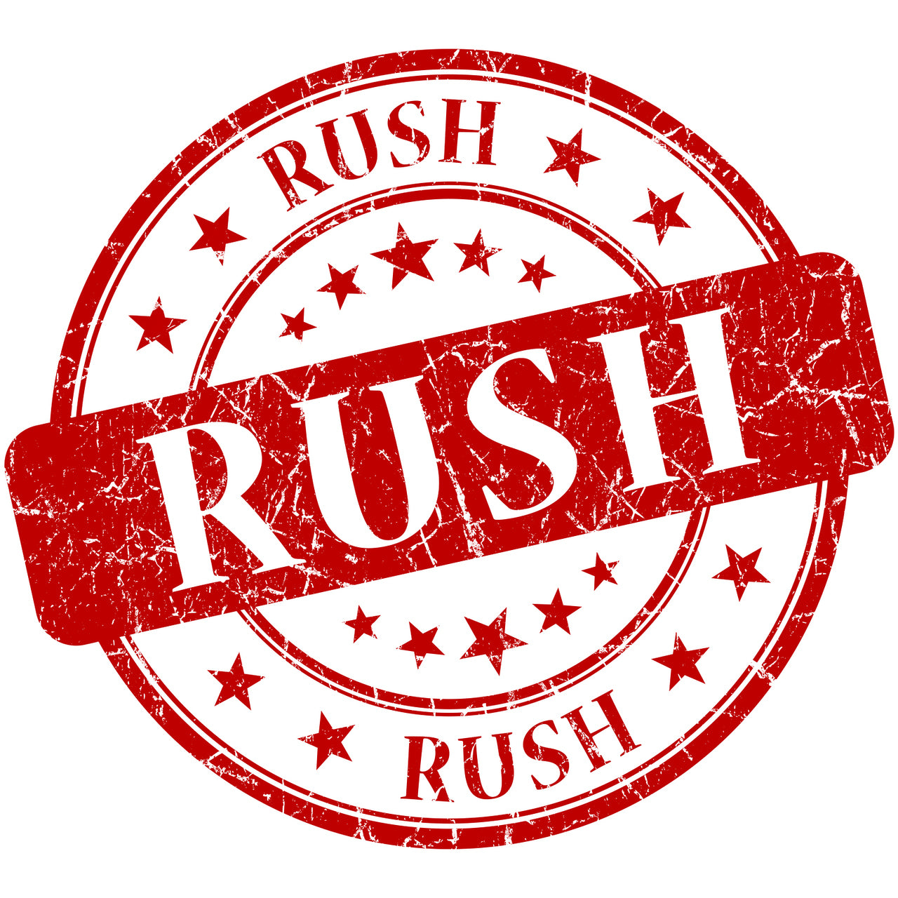 Rush Orders when you need