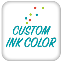 Custom Ink Color